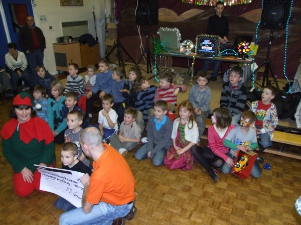 National Autistic Society Christmas Party